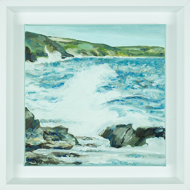Cornwall : 5 paintings